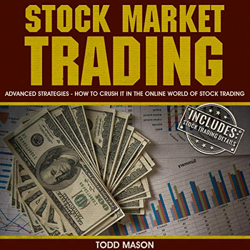 Stock Market Trading: Advanced Strategies audiobook cover art