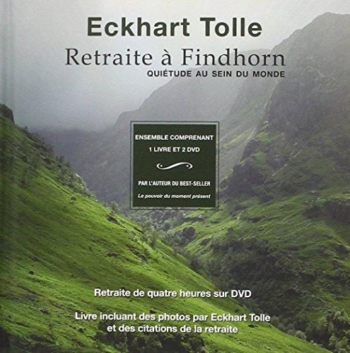 Retraite à Findhorn - Quiétude au sein du monde (Livre + 2 DVD)