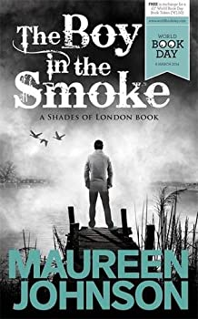 The Boy in the Smoke 147140322X Book Cover