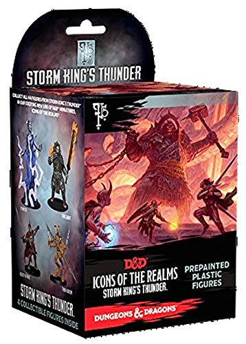 WizKids NECA Icons of The Realms: Single Booster - Storm King's Thunder
