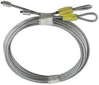 MSPowerstrange 2 Garage Door Cables 1/8