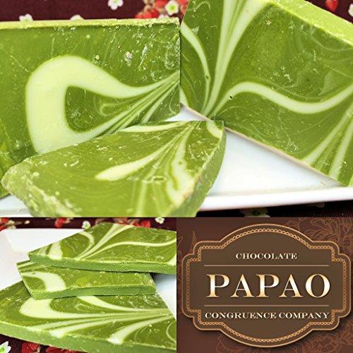 PAPAO(パパオ) 割れチョコ 抹茶ミルク(200g)