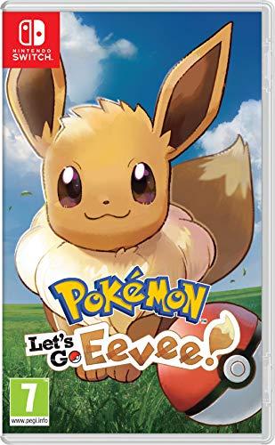 Pokémon: Let's Go, Evoli (Nintendo Switch) - Import anglais, jouable en français