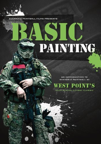 Basic Painting: An Introduction to Scenario Paintball at the West Point Combat Classic