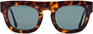 Leqarant Men's F01016DAVIDAVANAVERDE Multicolor Other Materials Sunglasses