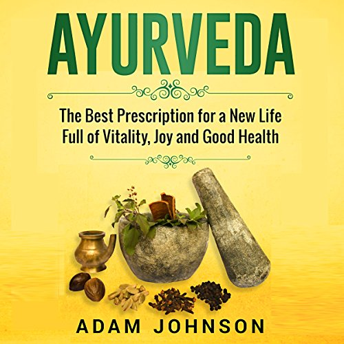 Ayurveda cover art