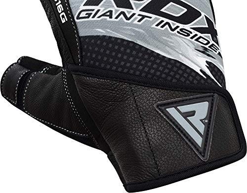 RDX Fitness Handschuhe Trainingshandschuhe - 8
