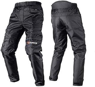 YuanDiann Homme Slim Fit Jean Moto avec Genouill/ères et Prot/ège-Hanches Protection Stretch Slim Fit Denim Pantalon De Moto Cargo Motard Jeans Pantalon Protecteur