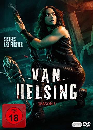 Van Helsing - Season 3 [4 DVDs]