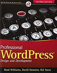 Professional WordPress Design and Development Book