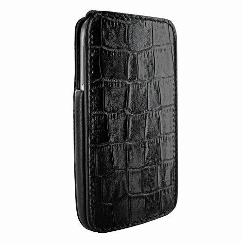 Piel Frama iMagnum - Funda de piel la óptica de cocodrilo para Samsung Galaxy S4 GT
