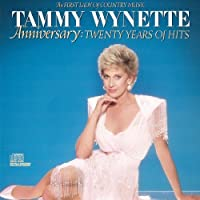 Anniversary: 20 Years Of Hits The First Lady Of Country Music by Tammy Wynette (1990-10-25)