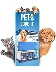 Manta Refrescante Perro Manta Refrigerante Perro Alfombrilla Refrescante Para Perros Cama Fria para Perros Grandes Esterilla Refrigerante Perro Manta Fria para Perros Gatos Mascotas Pet Cooling Mat
