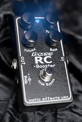 Xotic Bass RC Booster -