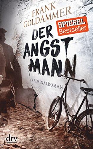 Der Angstmann: Kriminalroman (Max Heller, Band 1)