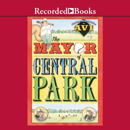 The Mayor of Central Park audiobook cover art