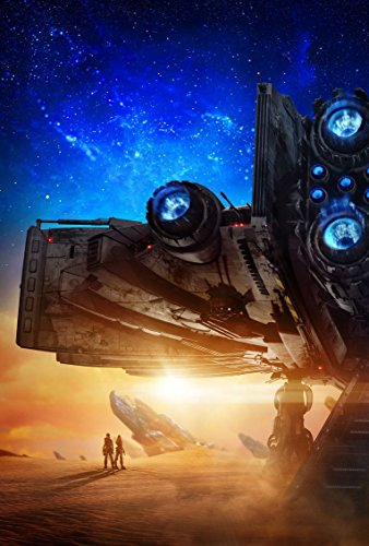 Poster Valerian and The City of A Thousand Planets Movie 70 X 45 cm