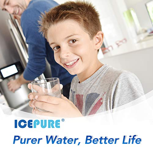 IcePure Water Filter For Maytag, Kenmore, Jenn-Air, Kitchenaid 1 pack