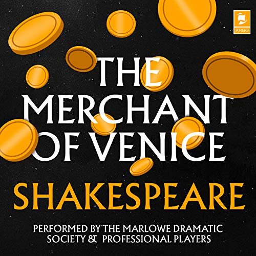 The Merchant of Venice cover art