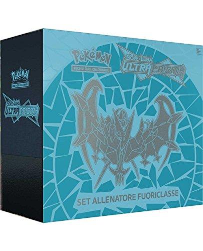 Pokèmon Elite Trainer Box S&M UltraPrism - Dawn Wings Necrozma (IT)