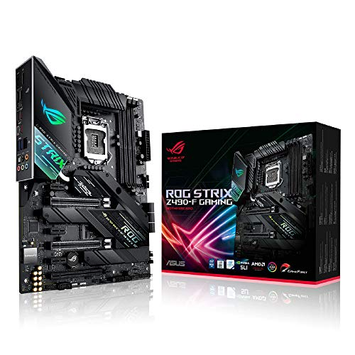 ROG STRIX Z490-F GAMING LGA 1200 ATX Intel Z490
