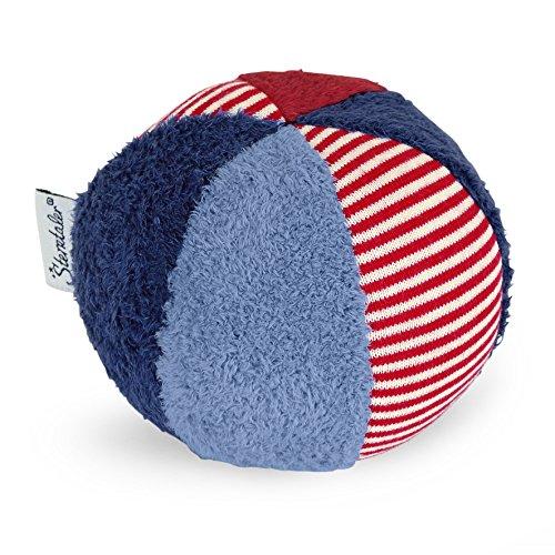 Sterntaler 3351600 Ball, Alter: Kinder ab 0 Jahren, Blau/Mehrfarbig