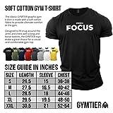 Zoom IMG-2 gymtier focus maglietta bodybuilding abbigliamento