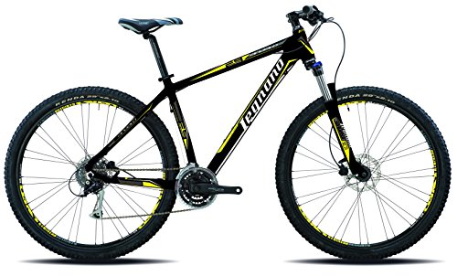Legnano Ciclo 600 Andalo, Mountain Bike Uomo, Nero, 52