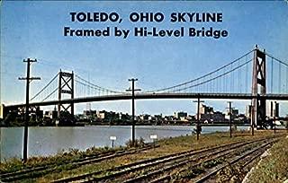 high level bridge toledo