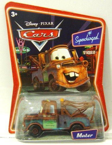 Disney Pixar Cars - Supercharged Mater