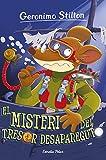 El misteri del tresor desaparegut: Geronimo Stilton 10 (GERONIMO STILTON. ELS GROCS)