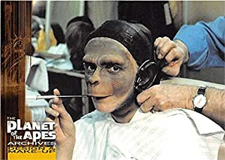 Roddy McDowall Cornelius Planet of the Apes Archives trading card 1999#81