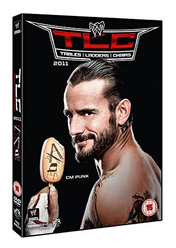 WWE - TLC - Tables, Ladders & Chairs 2011 [UK Import]