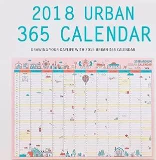 Best a2 calendar 2018 Reviews