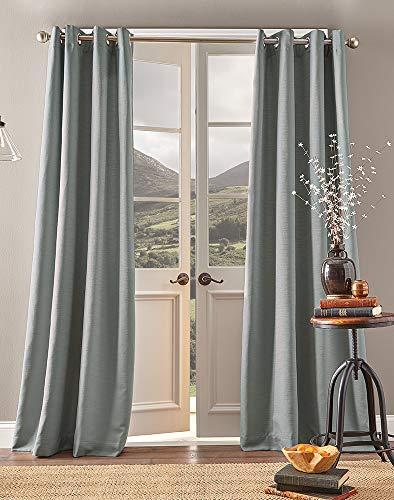 Bedeck 1951 Landon Room Darkening Grommet Curtain Panel
