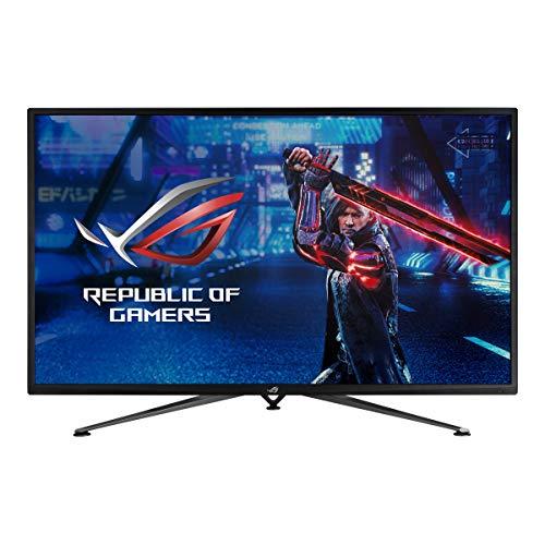 ASUS ROG Strix XG43UQ - Monitor de Gaming de 43', 3840 x 2160, Frecuencia de Refresco de 144 Hz