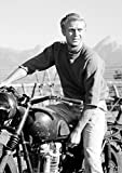 Steve McQueen 6 Poster Bekannter Schauspieler. Classic