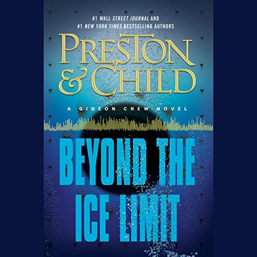 Beyond the Ice Limit audiobook cover art