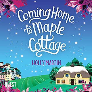 Coming Home to Maple Cottage cover art