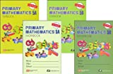 Primary Mathematics Grade 5 SET--Textbooks 5A and 5B, Workbooks 5A and 5B