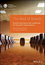 Best of Boards: Sound Governance and Leadership for Nonprofit Organizations
