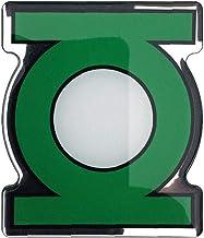 Linterna verde logotipo Automotive, abombada, emblema adhesivo para coches camiones motocicletas portátiles casi nada (cromado, negro, verde, color blanco)
