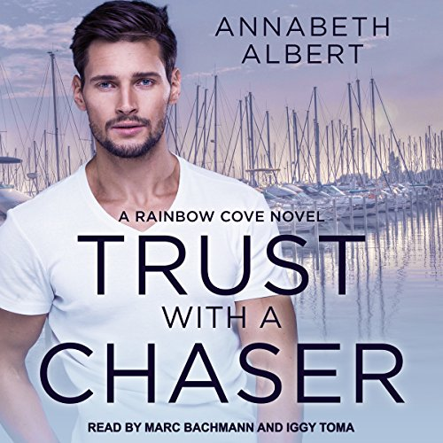 Trust with a Chaser audiobook cover art