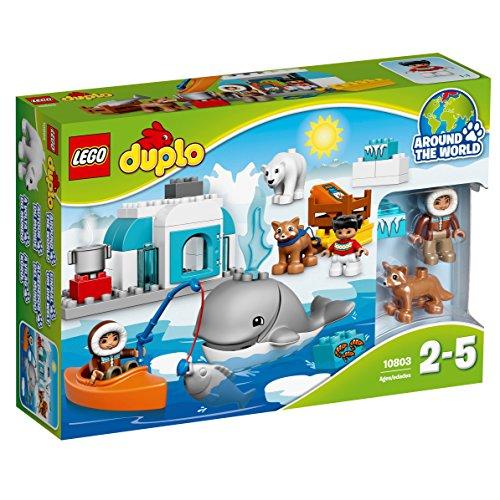 Lego- Duplo Artico, 10803