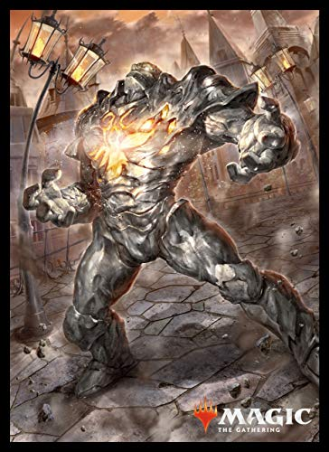 Magic: The Gathering Player's Card Sleeve War of The Spark Karn, The Great Creator (MTGS-082)