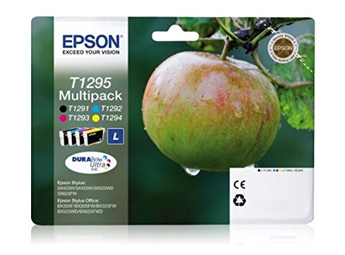 Epson C13T12954022 Original Tintenpatronen Pack of 4