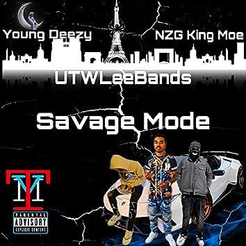 Savage Mode 2 (feat. Utwleebands & NZG King Moe) [Bonus Track] (Bonus Track)