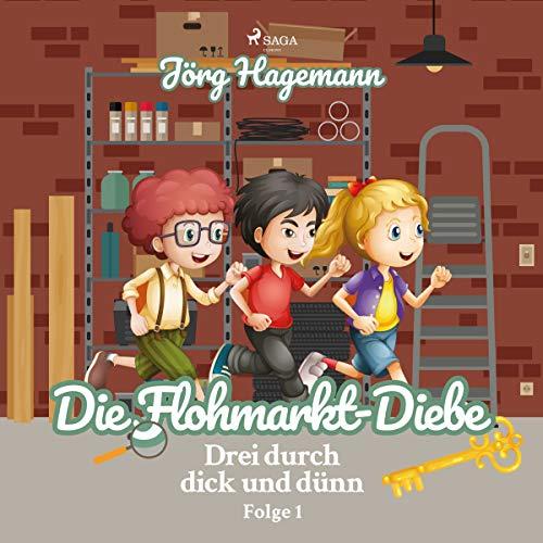 Die Flohmarkt-Diebe cover art