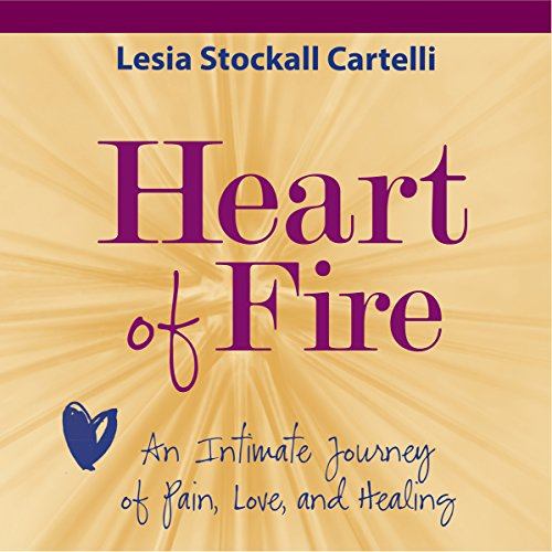 Heart of Fire audiobook cover art