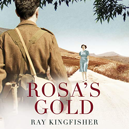 Rosa's Gold audiobook cover art